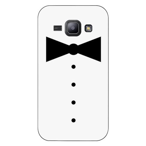 Cover&Case Samsung Galaxy J1 Silikon Tasarım Telefon Kılıfı Ccs02-J01-0181