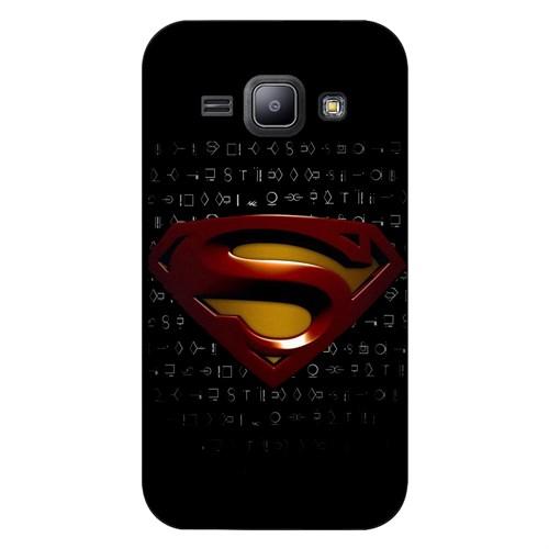 Cover&Case Samsung Galaxy J1 Silikon Tasarım Telefon Kılıfı Ccs02-J01-0191