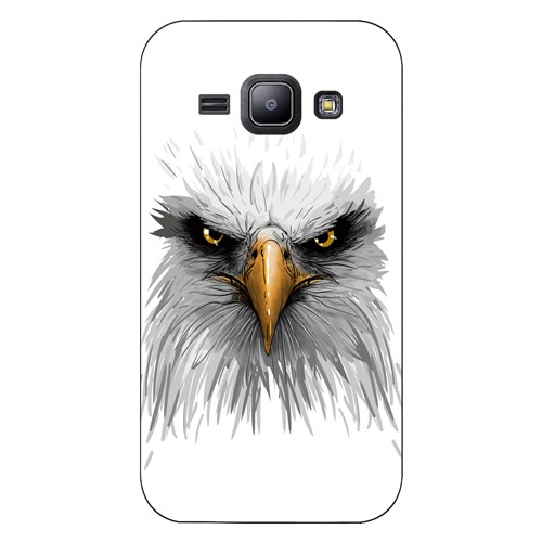 Cover&Case Samsung Galaxy J1 Silikon Tasarım Telefon Kılıfı Ccs02-J01-0284