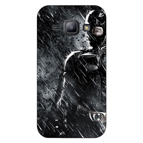 Cover&Case Samsung Galaxy J1 Silikon Tasarım Telefon Kılıfı Ccs02-J01-0287