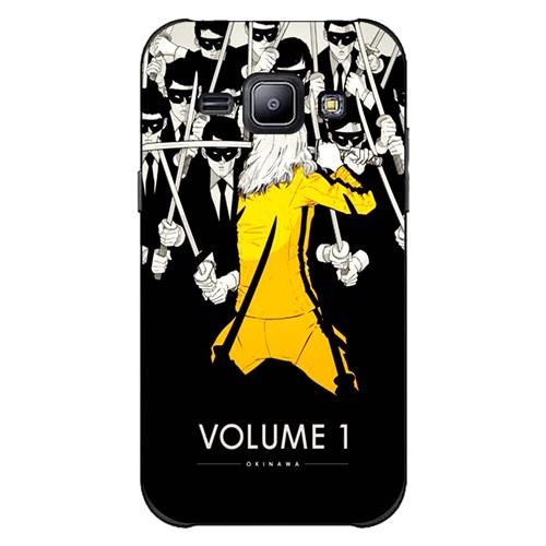 Cover&Case Samsung Galaxy J2 Silikon Tasarım Telefon Kılıfı Ccs02-J02-0109