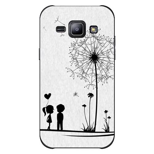 Cover&Case Samsung Galaxy J2 Silikon Tasarım Telefon Kılıfı Ccs02-J02-0170