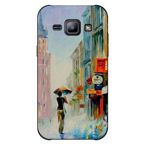 Cover&Case Samsung Galaxy J2 Silikon Tasarım Telefon Kılıfı Ccs02-J02-0183