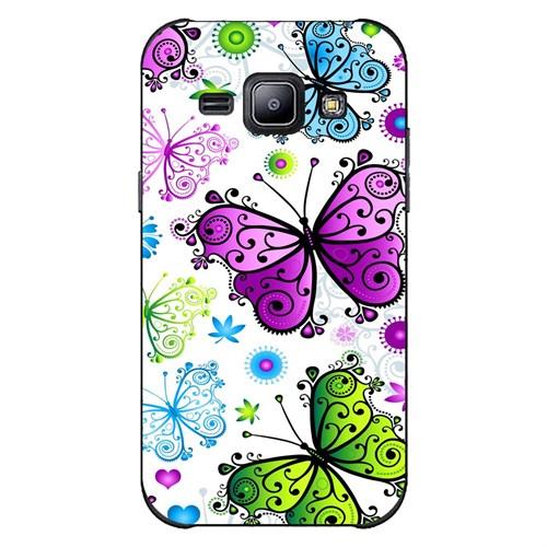 Cover&Case Samsung Galaxy J2 Silikon Tasarım Telefon Kılıfı Ccs02-J02-0224