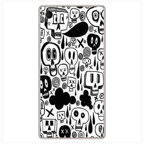 Cover&Case Sony Xperia M4 Silikon Tasarım Telefon Kılıfı Ccs03-Xm02-0059