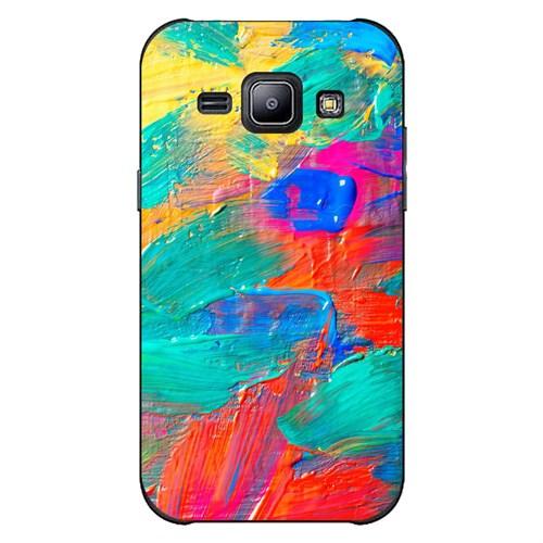 Cover&Case Samsung Galaxy J2 Silikon Tasarım Telefon Kılıfı Ccs02-J02-0257
