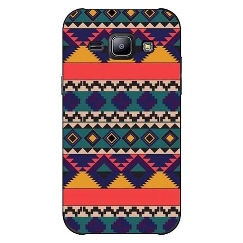 Cover&Case Samsung Galaxy J2 Silikon Tasarım Telefon Kılıfı Ccs02-J02-0266