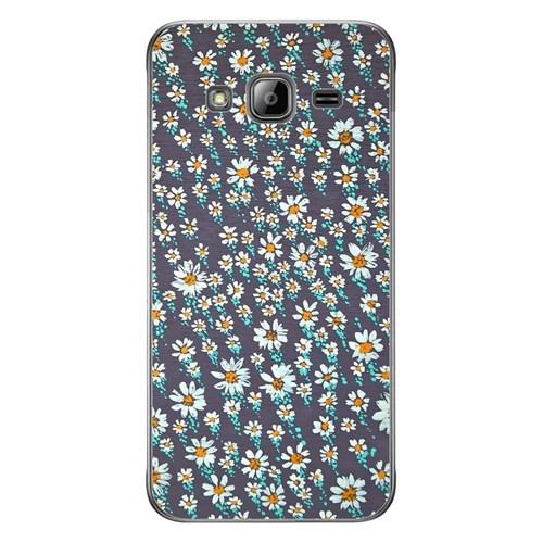 Cover&Case Samsung Galaxy J3 Silikon Tasarım Telefon Kılıfı Ccs02-J03-0001