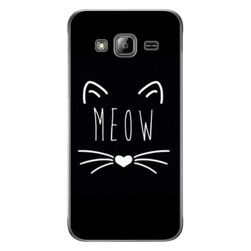 Cover&Case Samsung Galaxy J3 Silikon Tasarım Telefon Kılıfı Ccs02-J03-0031