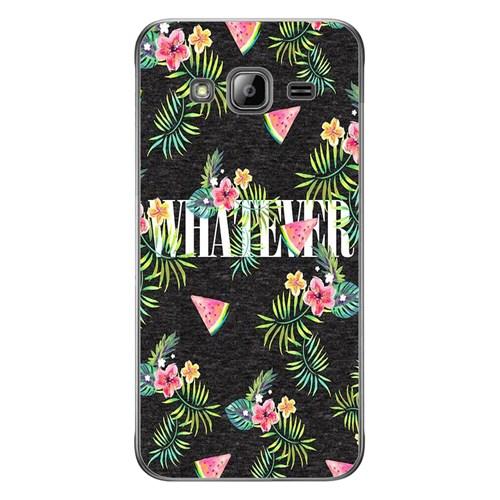 Cover&Case Samsung Galaxy J3 Silikon Tasarım Telefon Kılıfı Ccs02-J03-0038
