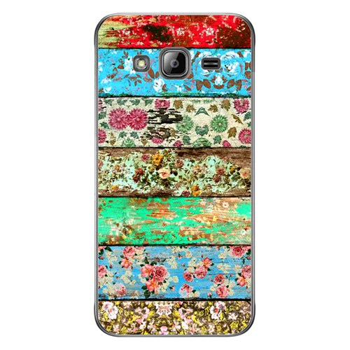 Cover&Case Samsung Galaxy J3 Silikon Tasarım Telefon Kılıfı Ccs02-J03-0084