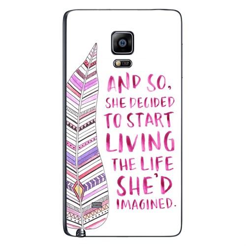 Cover&Case Samsung Galaxy Note Edge Silikon Tasarım Telefon Kılıfı Ccs02-N05-0042
