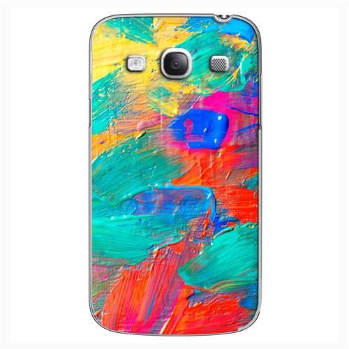 Cover&Case Samsung Galaxy S3 / S3 Neo Silikon Tasarım Telefon Kılıfı Ccs02-S01-0257