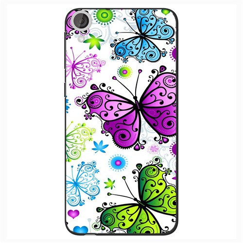 Cover&Case Htc Desire 820 Silikon Tasarım Telefon Kılıfı Ccs05-D04-0161