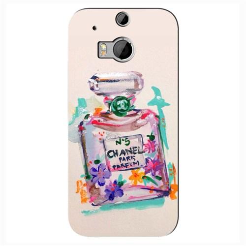 Cover&Case Htc One M8 Silikon Tasarım Telefon Kılıfı Ccs05-O02-0008