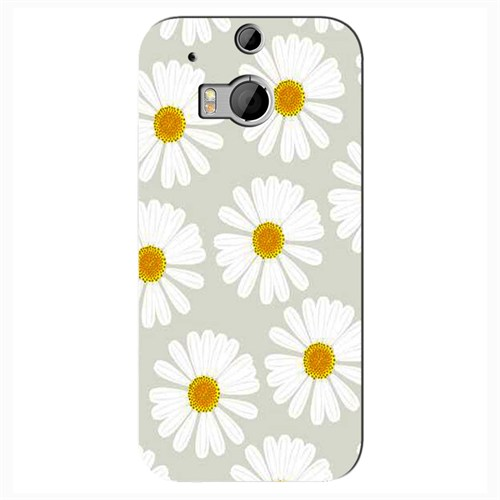 Cover&Case Htc One M8 Silikon Tasarım Telefon Kılıfı Ccs05-O02-0058