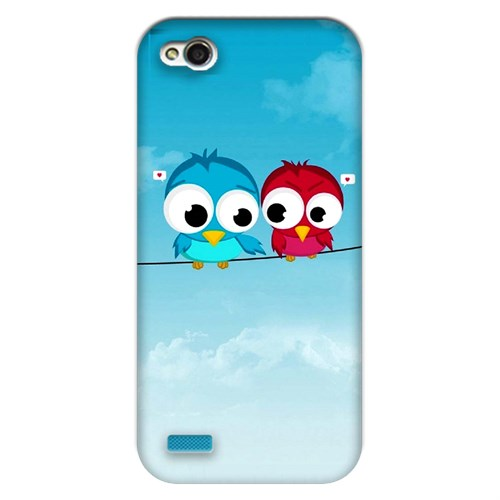 Cover&Case General Mobile Discovery - Silikon Tasarım Telefon Kılıfı Ccs06-D01-0123