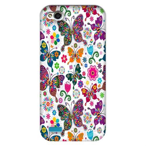 Cover&Case General Mobile Discovery - Silikon Tasarım Telefon Kılıfı Ccs06-D01-0219