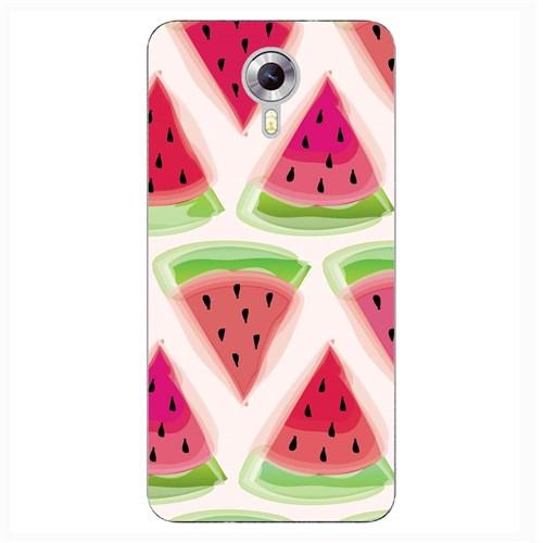 Cover&Case General Mobile 4G Android One Silikon Tasarım Telefon Kılıfı Ccs06-D03-0017