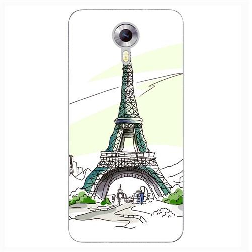 Cover&Case General Mobile 4G Android One Silikon Tasarım Telefon Kılıfı Ccs06-D03-0121