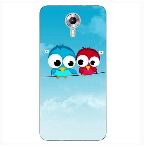 Cover&Case General Mobile 4G Android One Silikon Tasarım Telefon Kılıfı Ccs06-D03-0123