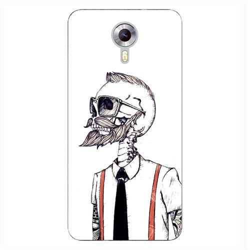 Cover&Case General Mobile 4G Android One Silikon Tasarım Telefon Kılıfı Ccs06-D03-0133