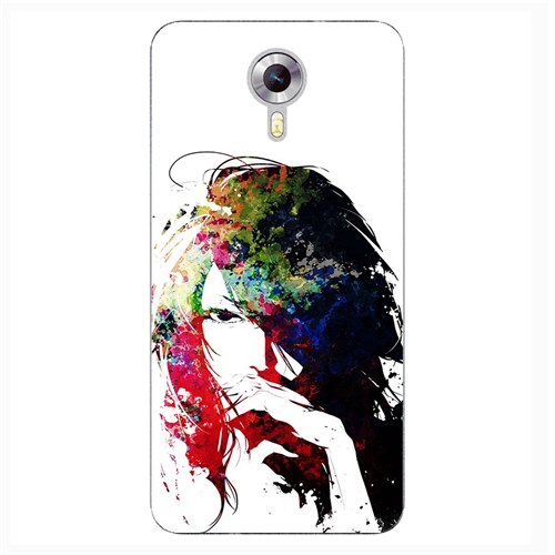 Cover&Case General Mobile 4G Android One Silikon Tasarım Telefon Kılıfı Ccs06-D03-0141