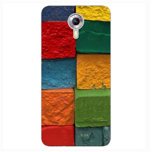 Cover&Case General Mobile 4G Android One Silikon Tasarım Telefon Kılıfı Ccs06-D03-0171