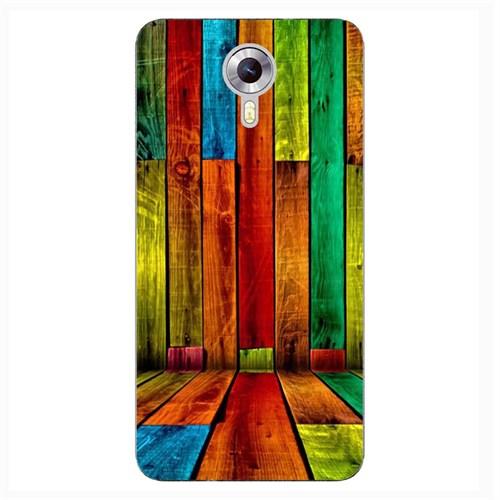 Cover&Case General Mobile 4G Android One Silikon Tasarım Telefon Kılıfı Ccs06-D03-0275
