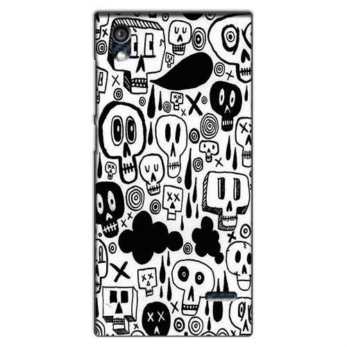 Cover&Case Turkcell T50 Silikon Tasarım Telefon Kılıfı Ccs07-T01-0059