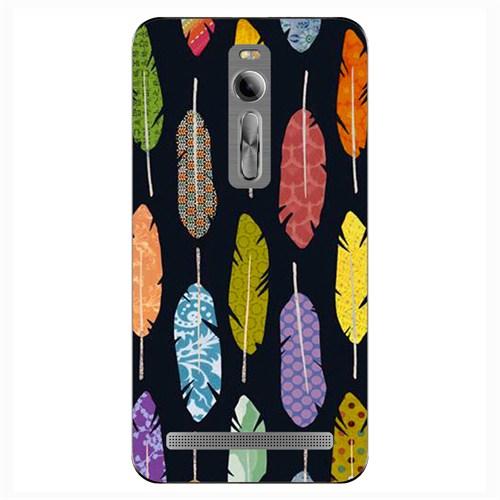 Cover&Case Asus Zenfone 2 Silikon Tasarım Telefon Kılıfı Ccs08-Z01-0203