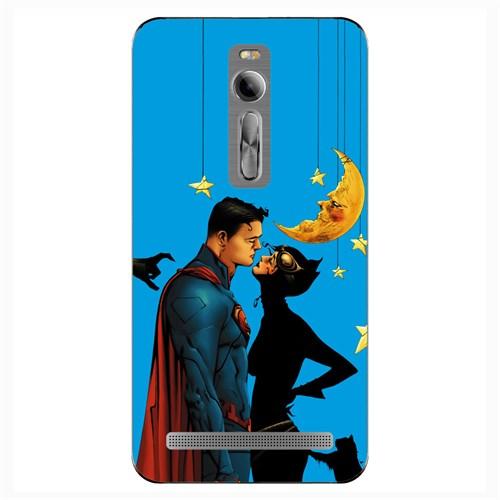 Cover&Case Asus Zenfone 2 Silikon Tasarım Telefon Kılıfı Ccs08-Z01-0213