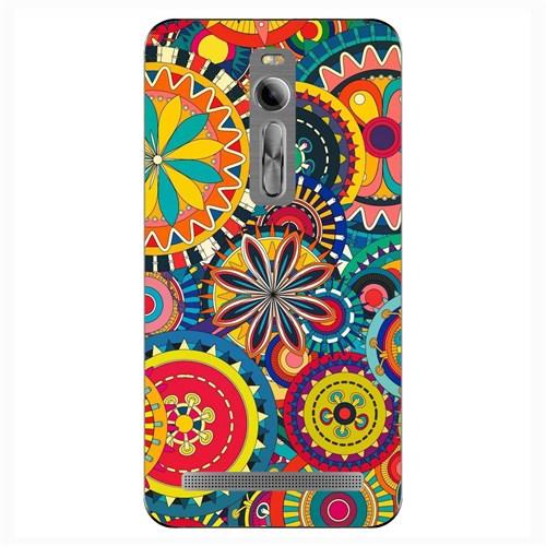 Cover&Case Asus Zenfone 2 Silikon Tasarım Telefon Kılıfı Ccs08-Z01-0241