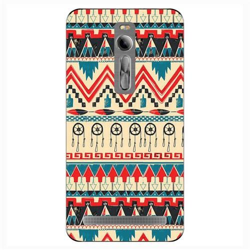 Cover&Case Asus Zenfone 2 Silikon Tasarım Telefon Kılıfı Ccs08-Z01-0263