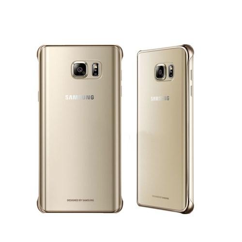 Kılıfshop Samsung Galaxy Note 5 Mika Kılıf Gold