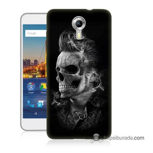 Teknomeg General Mobile 4G Android One Kapak Kılıf Elvis Presley Efsanesi Baskılı Silikon