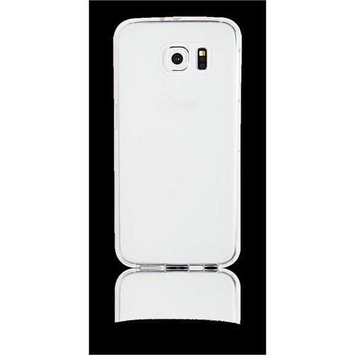 Spada Air Samsung Galaxy S6 Edge Plus Beyaz 0.3 Mm Tpu Ultra İnce Kılıf