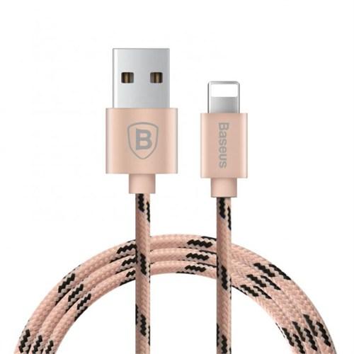 Baseus Kny Apple Lightning Usb Data Kablosu Rose Gold 1 Metre
