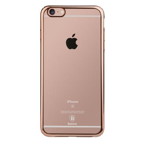 Baseus Kny Apple İphone 6 Plus/6S Plus Glitter Serisi Renkli Silikon Kılıf