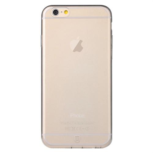 Baseus Kny Apple İphone 6/6S Ultra İnce Şeffaf Silikon Kılıf