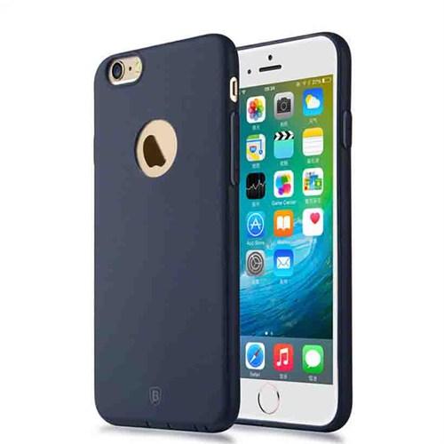 Baseus Kny Apple İphone 6/6S Mousse Serisi Ultra İnce Mat Silikon Kılıf