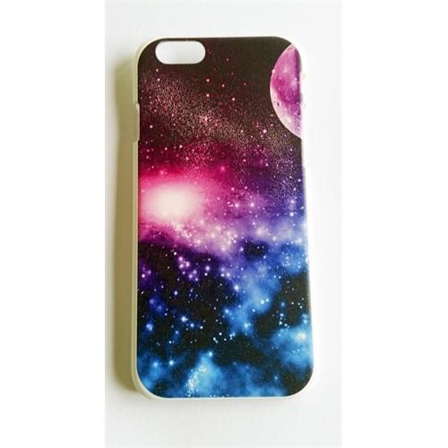 Köstebek Nebula Galaxy İphone 6 Plus Telefon Kılıfı