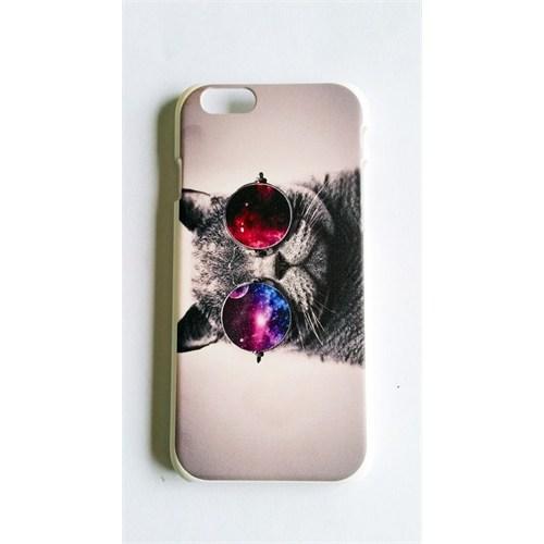 Köstebek Galaxy Cat İphone 6 Plus Telefon Kılıfı