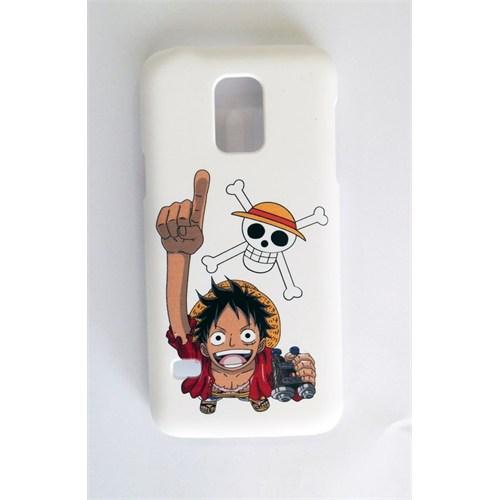 Köstebek Samsung S5 One Piece - Luffy Mini Telefon Kılıfı