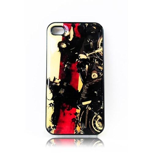 Köstebek Sons Of Anarchy İphone 4 - 4S Telefon Kılıfı