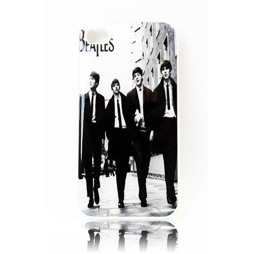 Köstebek The Beatles İphone 4 - 4S Telefon Kılıfı