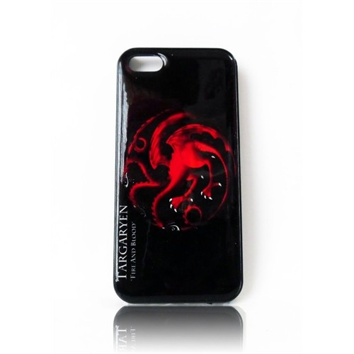 Köstebek Game Of Thrones - Targaryen İphone 5 Telefon Kılıfı