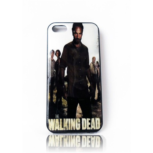 Köstebek The Walking Dead İphone 5 Telefon Kılıfı