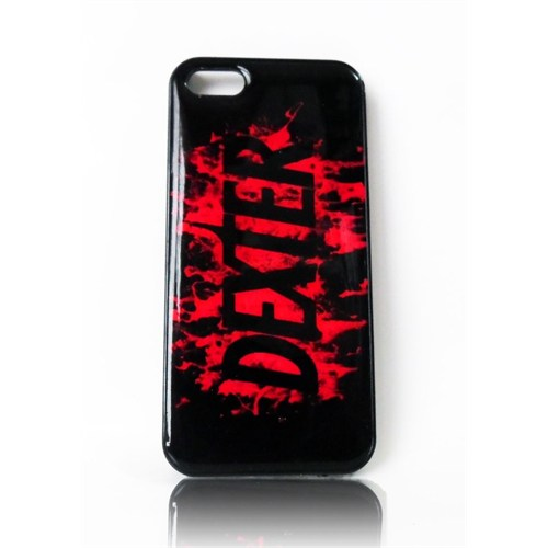 Köstebek Dexter İphone 5 Telefon Kılıfı