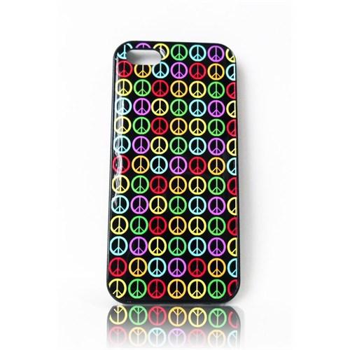 Köstebek Lgbt - Rainbow Peace İphone 5 Telefon Kılıfı